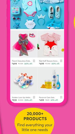 Hopscotch - India's largest kids fashion brand android2mod screenshots 4