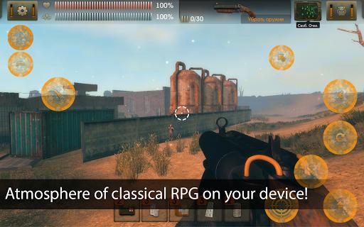 The Sun Origin: Post-apocalyptic action shooter 1.9.9 screenshots 10