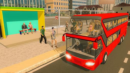 Bus Simulator: City Coach Bus driving - Bus Game screenshots 13
