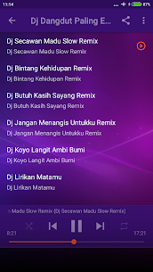 Lagu Dj Secawan Madu Offline 4.1 MOD Apk Download 2