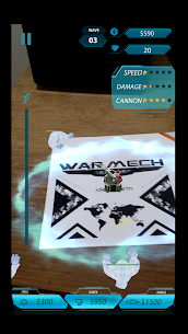 War Mech Defense Hack for Android and iOS 2