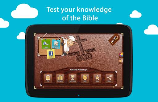Bible Trivia apkslow screenshots 7
