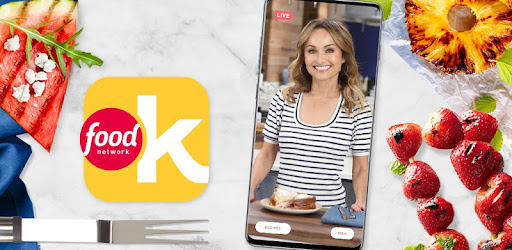 Food Network Kitchen - Apps on Google Play