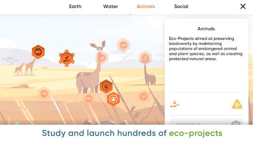 Save the Earth - Eu0421O Strategy  screenshots 16