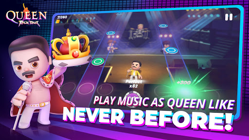 Queen: Rock Tour - The Official Rhythm Game 1.1.2 screenshots 1