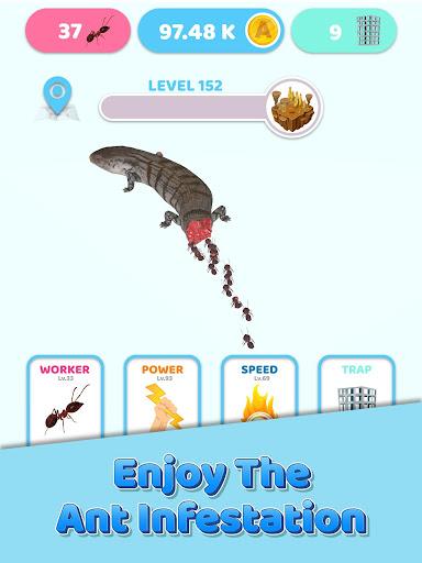 Idle Ants Colony - Anthill Simulator  screenshots 9