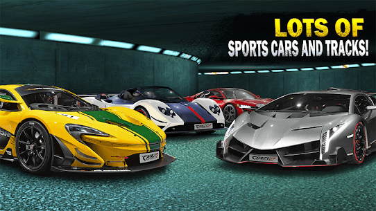 Download Crazy for Speed MOD APK (Unlimited Money) 4