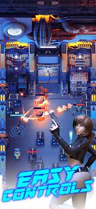Cyberpunk Hero Mod Apk (Unlimited Coins/One Hit Kill) 2