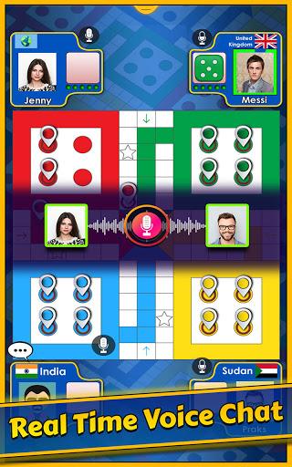 Ludo Kingu2122 - Parchisi Dice Board Game 5.8.0.174 screenshots 9