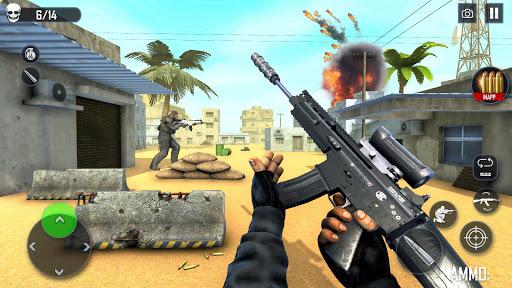 New Counter Terrorist Gun Shooting Game  screenshots 12