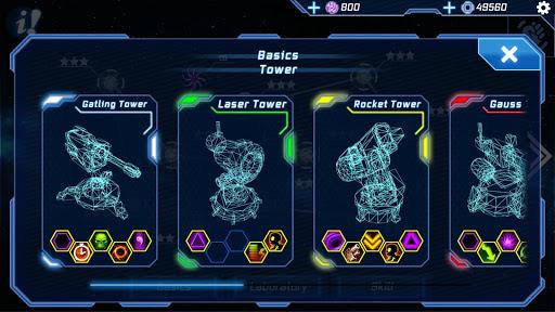 Sci Fi Tower Defense Offline Game. Module TD screenshots 12