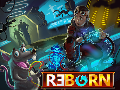 Image For Adventure Reborn: story game point and click Versi 1.38 22