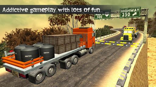American Truck Driving Simulator - New Game  screenshots 10