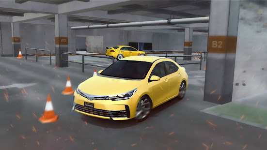 Corolla Driving And Race Unlimited Money