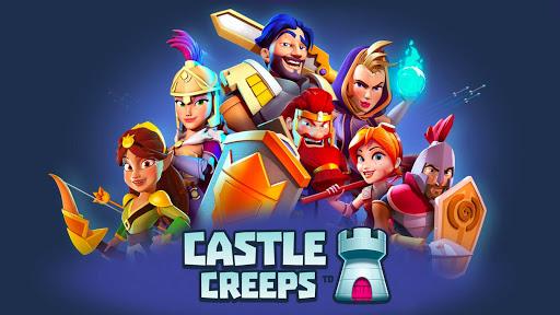 Castle Creeps TD - Epic tower defense 1.50.0 Screenshots 6