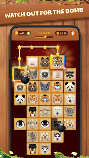 Onet Puzzle - Free Memory Tile Match Connect Game 1.0.2 screenshots 4