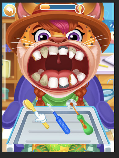 Children's doctor: dentist 1.0.4 screenshots 2