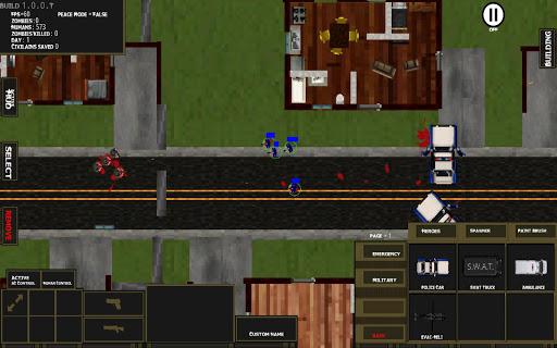 Zombie Simulator Z - Free 3.0.1 screenshots 3