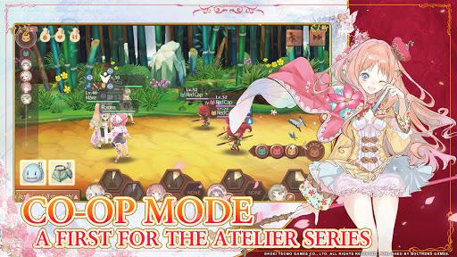 Atelier Online: Alchemist of Bressisle  screenshots 6