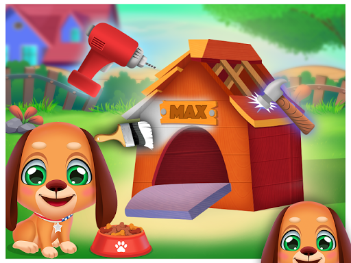 Puppy care guide games for girls 14.0 screenshots 9