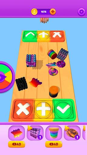 Super slime trading master 3d - slimy fidget apkpoly screenshots 1