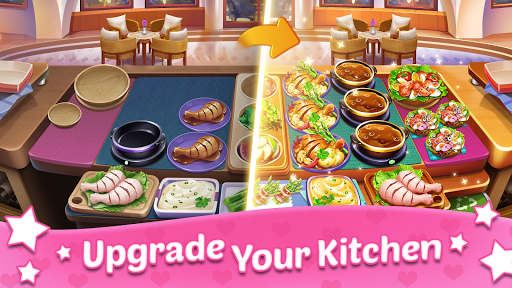 Cooking Sweet : Home Design, Restaurant Chef Games 1.1.18 screenshots 6