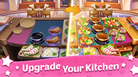 Cooking Sweet : Home Design, Restaurant Chef Games 6