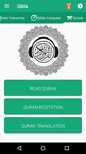Qibla Compass - Prayer Times, Quran MP3 & Azan 11.6 Screenshots 2