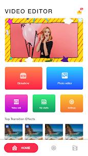Video editor  photo video maker Apk Download 2021 4