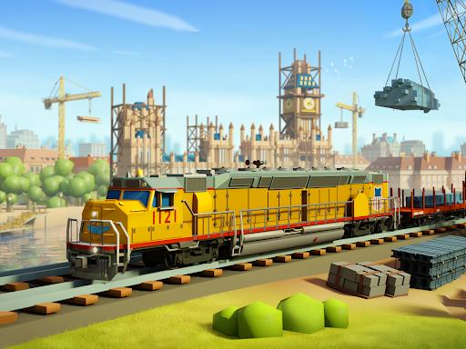 Train Station 2: Railroad Tycoon & Train Conductor screenshots 1