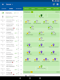 Football Scores and Sports Livescore - SofaScore Screenshot