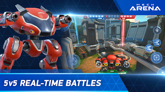 How to hack Mech Arena: Robot Showdown for android free