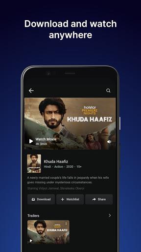 Hotstar - Live Cricket, Movies, TV Shows  Screenshots 2