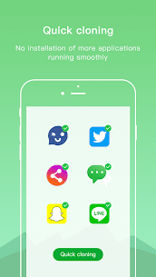 Dual Space – Multiple Accounts MOD (Pro Features) 3