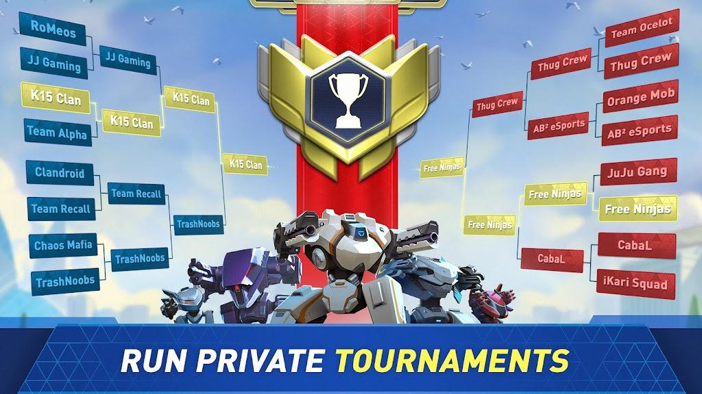 Mech Arena: Robot Showdown poster 2