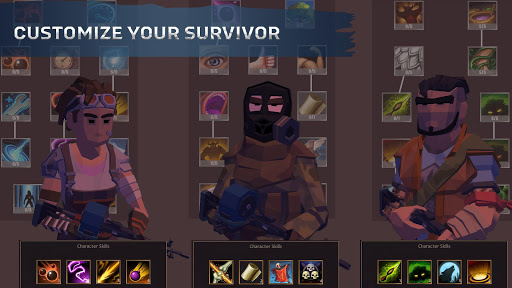 Last Resistance - Idle zombie RPG 0.2820 screenshots 7