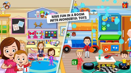 My Town: Home Dollhouse: Kids Play Life house game  screenshots 5