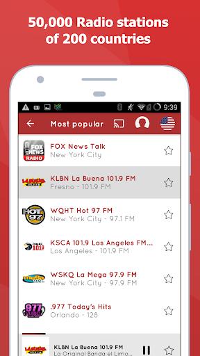 myTuner Radio Pro  screenshots 2