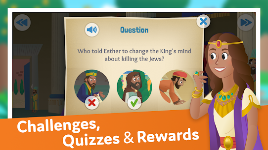 Free Bible App for Kids  Audio amp  Interactive Stories 4