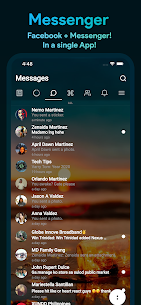 Bluer for Facebook and For Pc, Windows 10/8/7 And Mac – Free Download 2