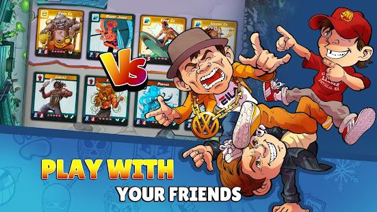 Urban Rivals - Street Card Battler 7.9.2 Screenshots 13