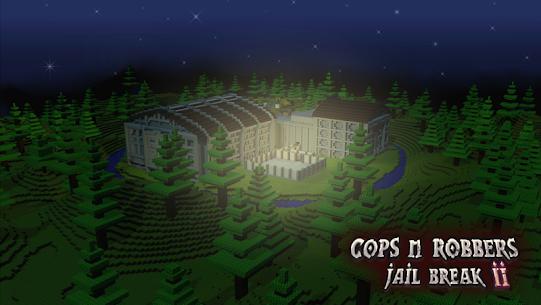 Cops N Robbers: 3D Pixel Prison Games 2 5