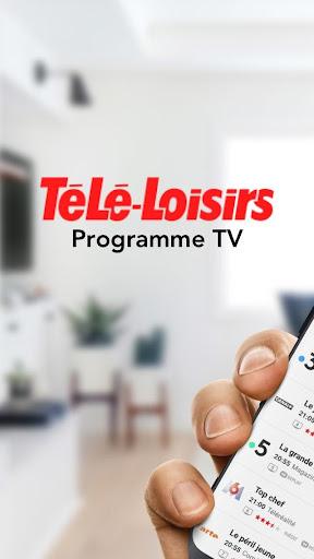 Programme TV par Télé Loisirs : Guide TV & Actu TV 7.1.2 screenshots 1