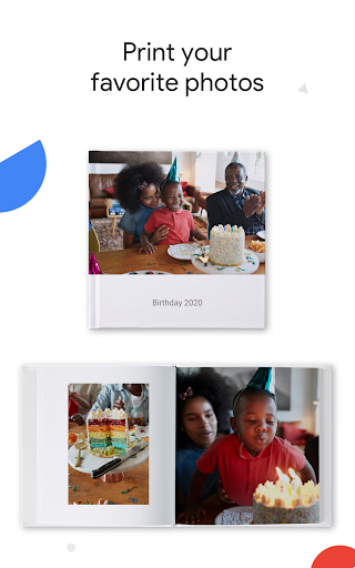 Google Photos poster