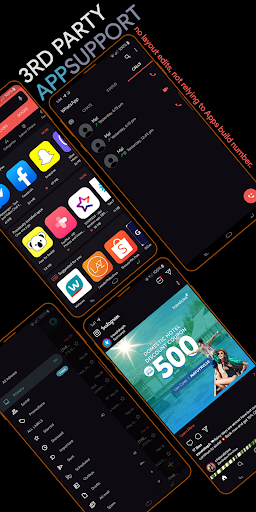 Hex Installer - Themes for OneUI screenshots 12