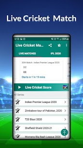 Live Cricket TV Score For Pc – Free Download 2020 (Mac And Windows) 2