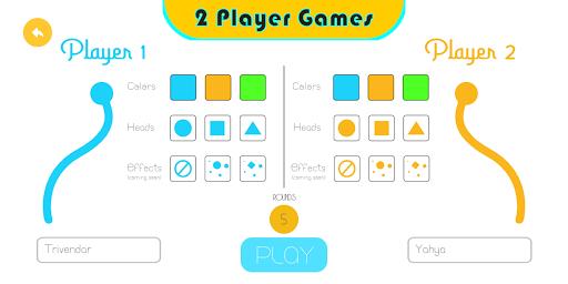 Double Line : 2 Player Games  screenshots 2