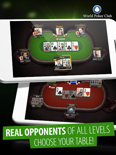 Poker Games: World Poker Club 1.150 Screenshots 5