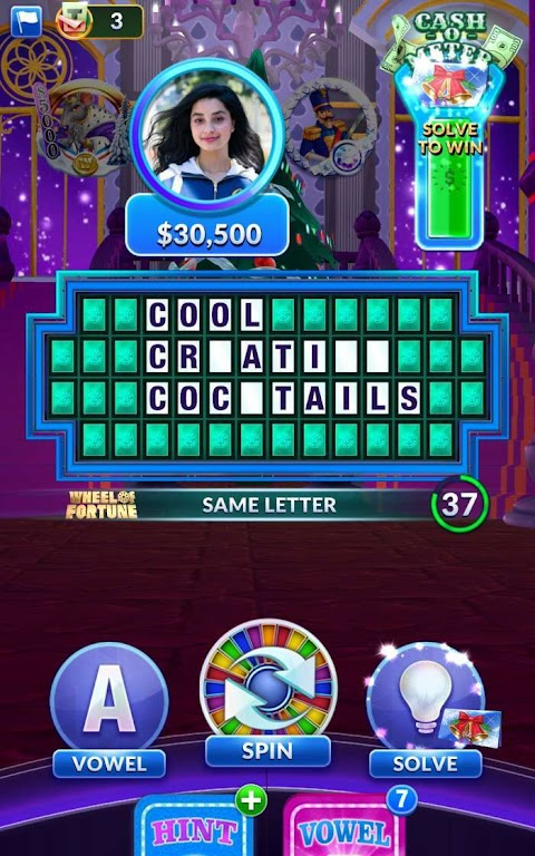 Wheel of Fortune: TV Game poster 12