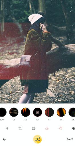 Vintage Camera-Lomo,Light Leak,Photo Editor,Retro 1.8.2 Screenshots 8